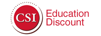 CSI Education Discount