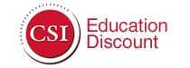 CSI Education Discount