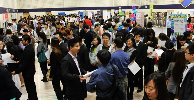 2016 Professionals Day – Job Fair and Career Development Conference