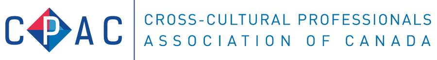 CPAC - Cross-Cultureal Professionals Canada
