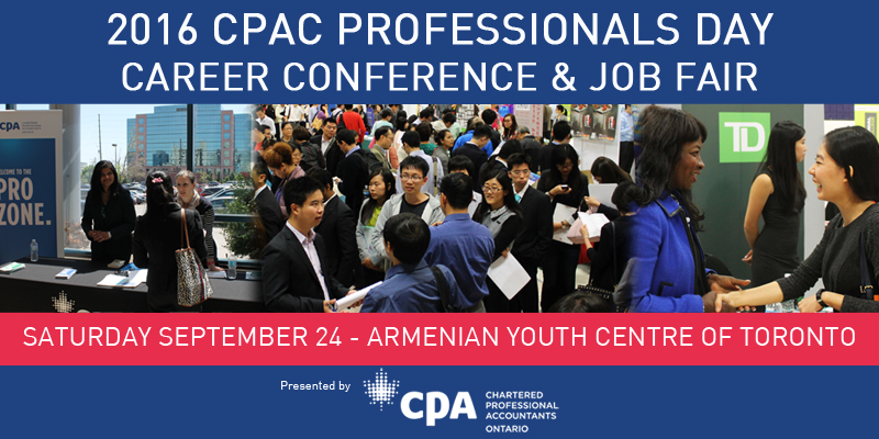 CPAC Professionals Day